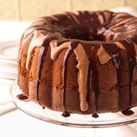 Chocolate Syrup Cake recipe