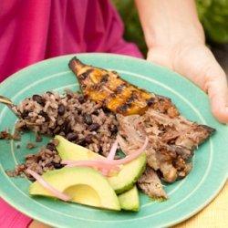 Cuban Grilled Pork (Lechon Asado) recipe