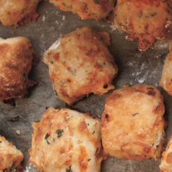 Herb and Cheese Poppers recipe