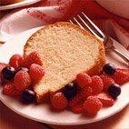 Lemon Picnic Cake With Berries recipe