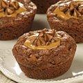 Brownie Swirled  Peanut Butter Cups recipe