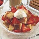Strawberry Shortcake Toss recipe