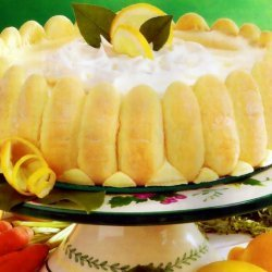 Ladyfinger Lemon Dessert recipe