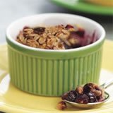 Simple Blueberry Crumble recipe