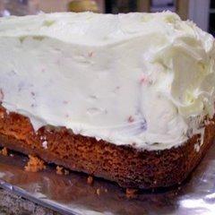 Heathers Birth  Mas Cake recipe