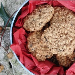 Healthy Delicious Oatmeal Cookies recipe