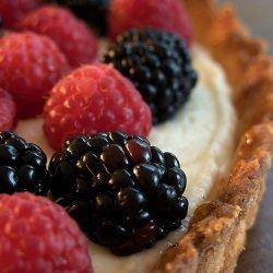Fresh Berry Tart recipe