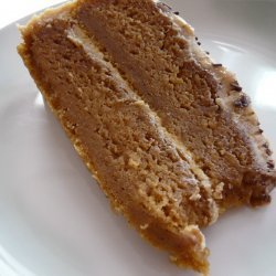 Pumpkin Cake With Molasses Cream Cheese Icing recipe