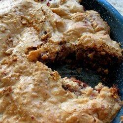 Cranberry Nut Crunch recipe
