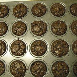 Yummy Brownie Bites recipe