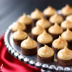 Espresso Brownies With Applesauce recipe