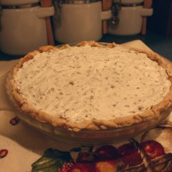 Southern Ambrosia Apple Pie recipe