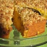 Butternut Squash And Apple Cake With Ginger Streus... recipe