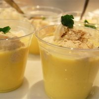 Egg Nog Floats recipe