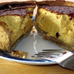 Pumpkin Flan Pie recipe