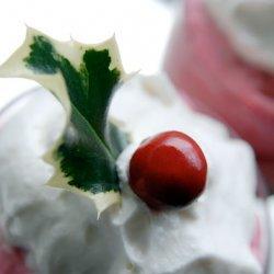 Whipped Cream Frosting Recipe recipe