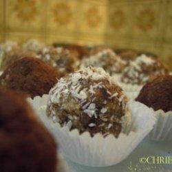 Chestnut Balls recipe