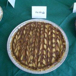 Chocolate Praline Peanut Butter Pie recipe