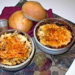 Extraordinary French Onion Soup recipe
