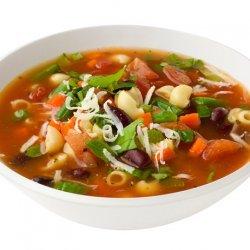 Full Minestrone Soup recipe