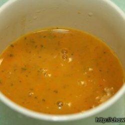 Tomato Soup Exotica recipe