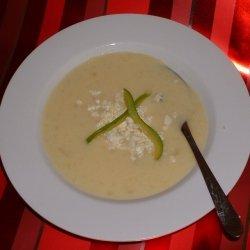 Potato And Onion Soup recipe