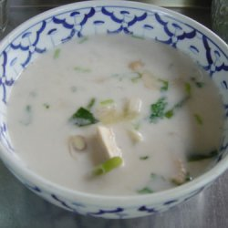 Tom Kha Kai Thai Chicken With Coconut Milk recipe