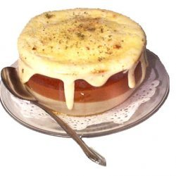 Baked French Onion Soup recipe