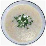 Blue Cheese And Leek Soup recipe