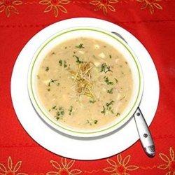 Peruvian Chicken Chowder recipe
