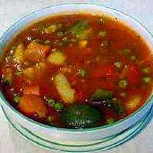 Mediterranean Vegetable  Soup recipe