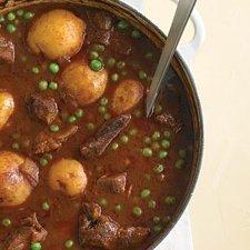 Irish Beef And Stout Stew recipe