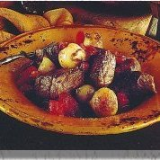 Perfect Veal Stew With Carrots recipe
