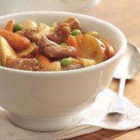 Slow Cooker Harvest Pork Stew recipe