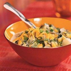 Corn Potatoe Chowder recipe