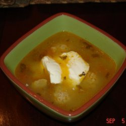 Ukrainian Polish Zur Or Romanian Ciorba Soup With ... recipe