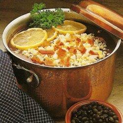 Western Black Bean Soup recipe