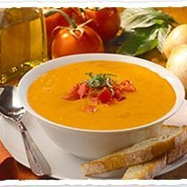 Creamy Tomato And Basil Soup recipe