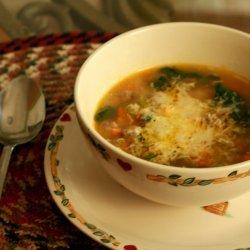 The Italian Wedding Soup Hummm recipe