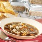 Slow Cooker Lentil And Barley Soup recipe