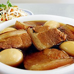 Pork And Egg Stew With Coconut Juice Recipe Thit K... recipe