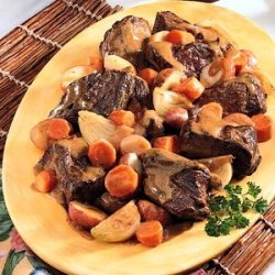 Beef Short Rib Stew recipe