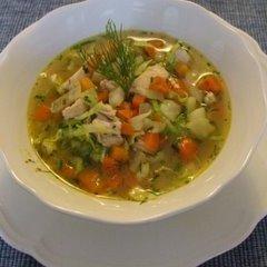 Winter Vegetables Soup recipe