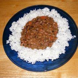 Black Eyed Peas And Ham recipe