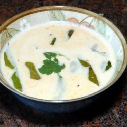 Chicken Coconut Soup Tom Kha Gai recipe