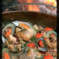 Gypsy Seafood Stew recipe