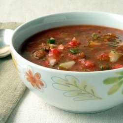 Summer Day Soup recipe