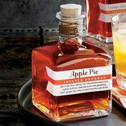 Apple Pie-Infused Bourbon recipe