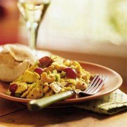 Curry Turkey Salad recipe