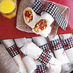 Roll Tide Breakfast Rolls recipe